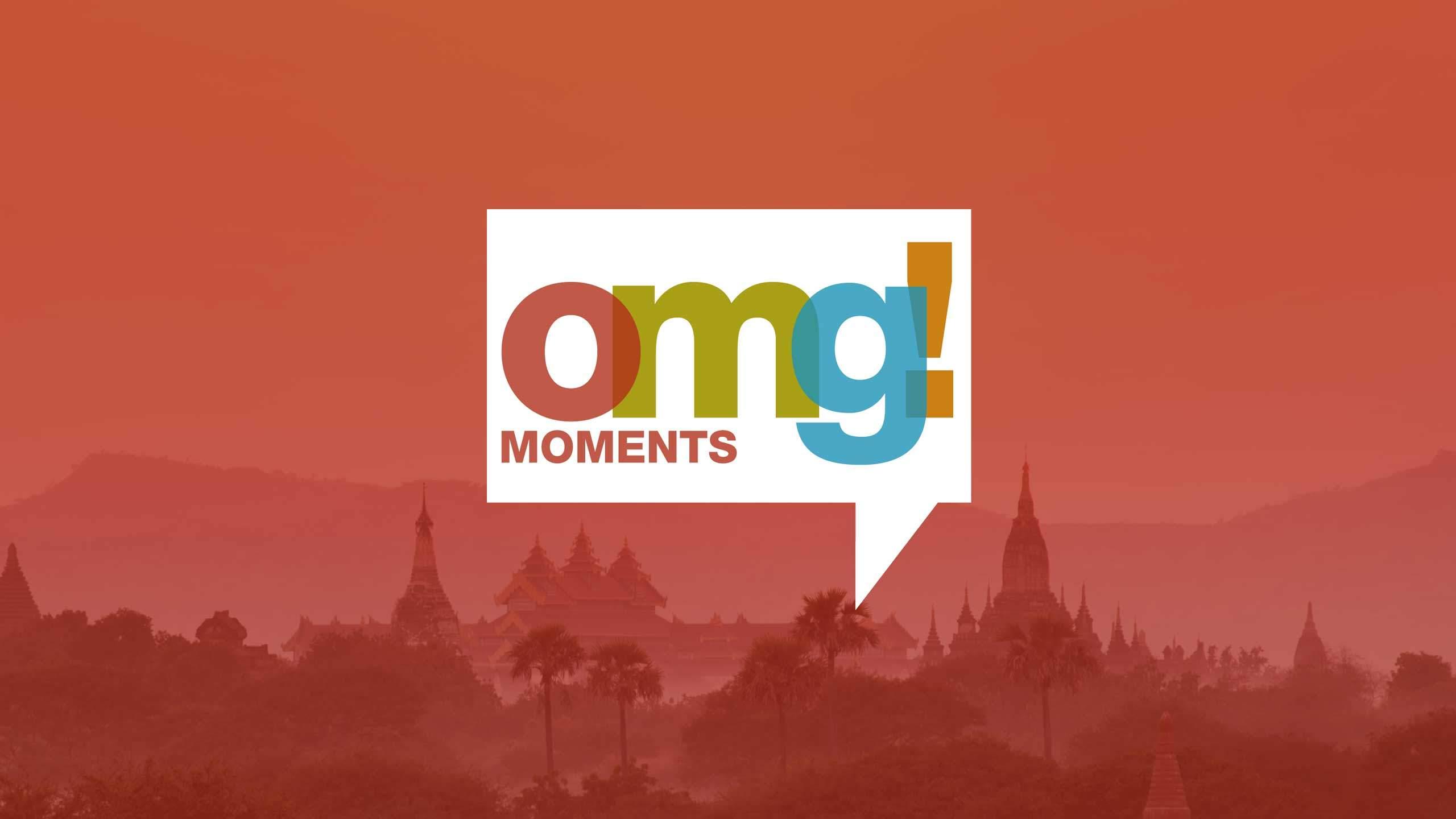adventure travel logo design omg marketing campaign