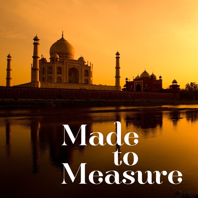 Tailormade: made to measure